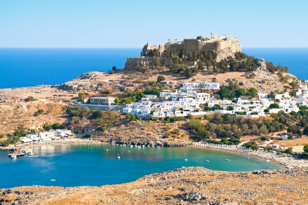 Castles of Dodecanese and Eastern Aegean Islands