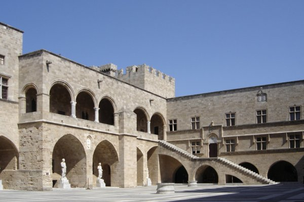 The 7 Best Museums in Rhodes