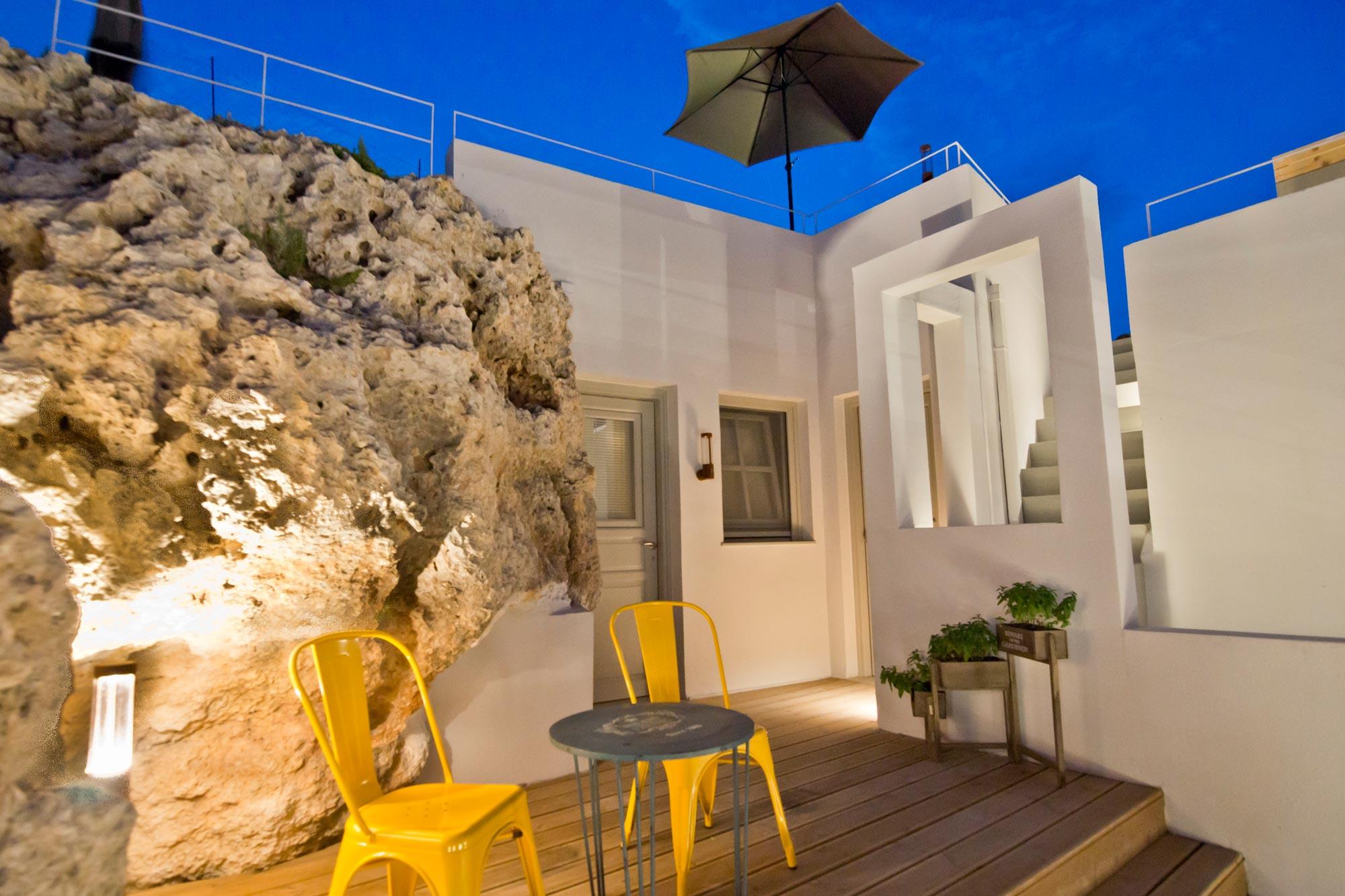 Camera Matrimoniale Classic con veranda